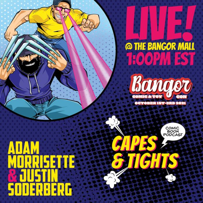 Bangor Comic and Toy Con